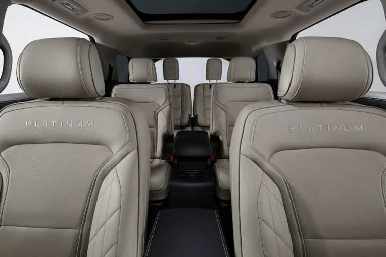 Platinum Interior Of 2017 Ford Explorer Ford Explorer 2020 Ford