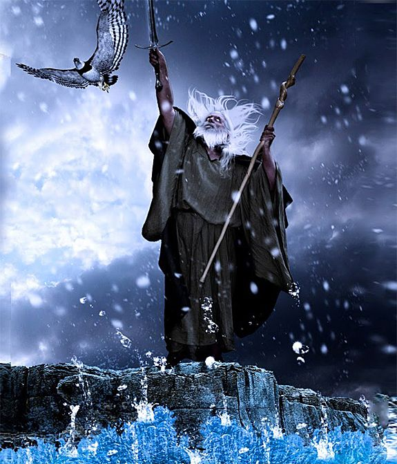 Tir or Tistrya is Persian God of Rain and Thunder. Tir is a ...