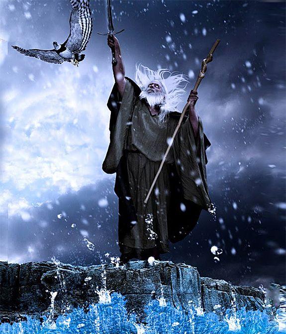 Tir or Tistrya is Persian God of Rain and Thunder. Tir is a ...
