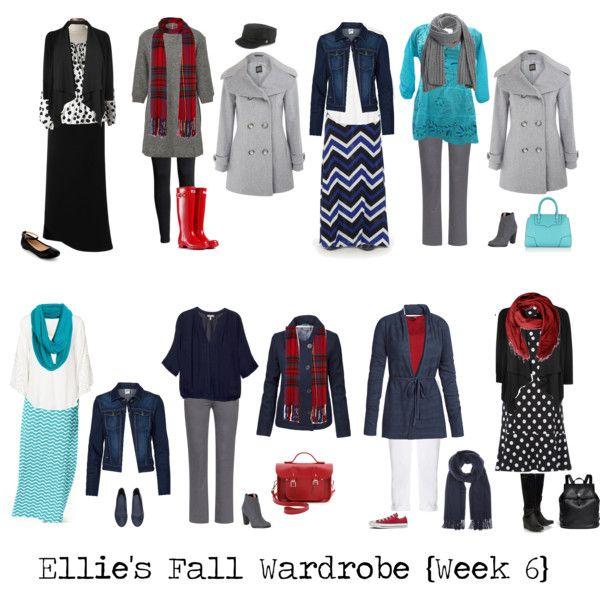 """""""Fall {Week 6}"""" by ellie1005 on Polyvore"""