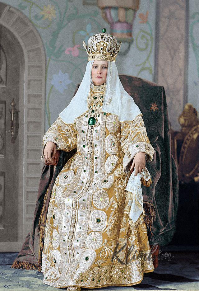 жены русских королей фото без