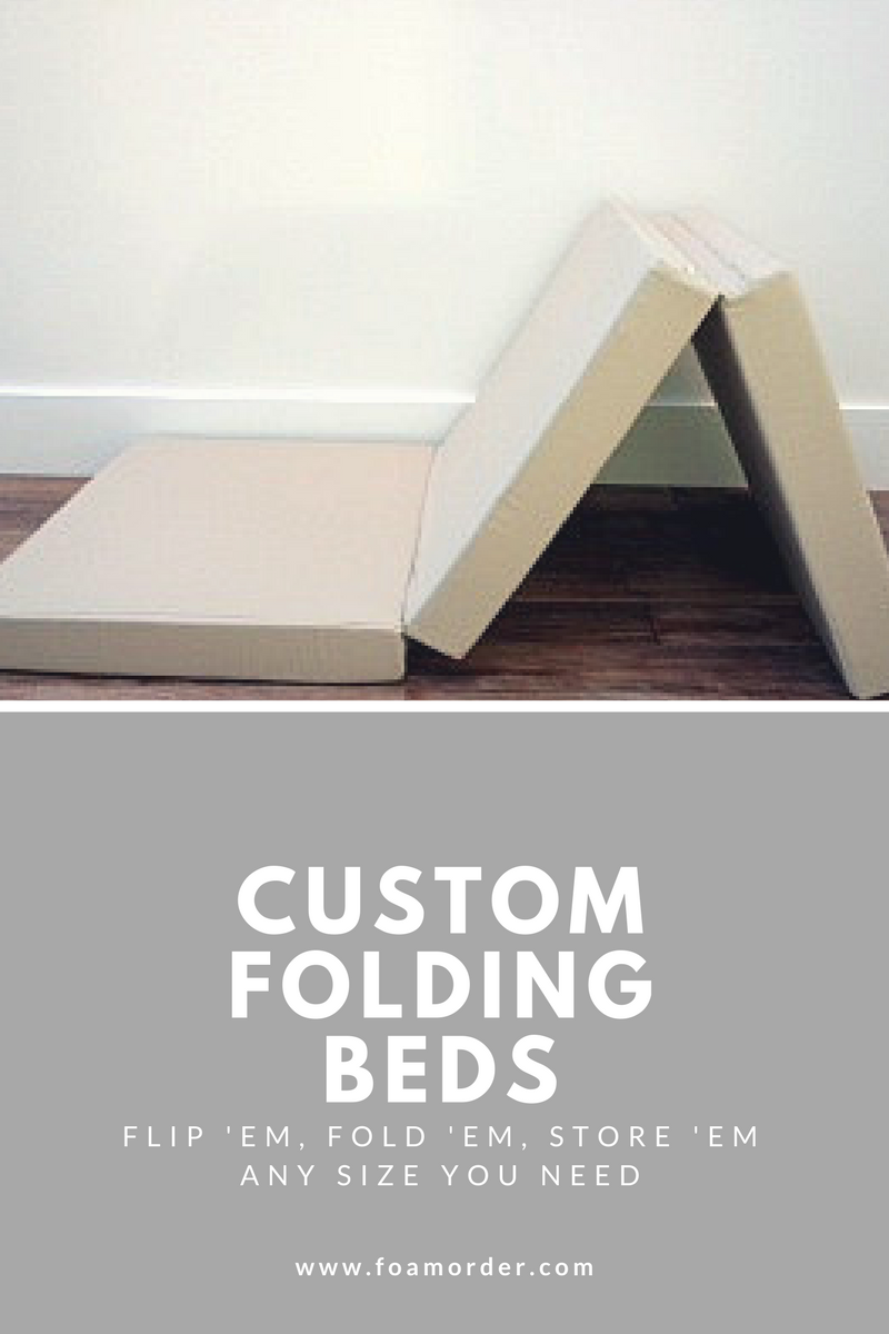 - Create Custom Tri-fold Beds For Your Home. Perfect For Kids And