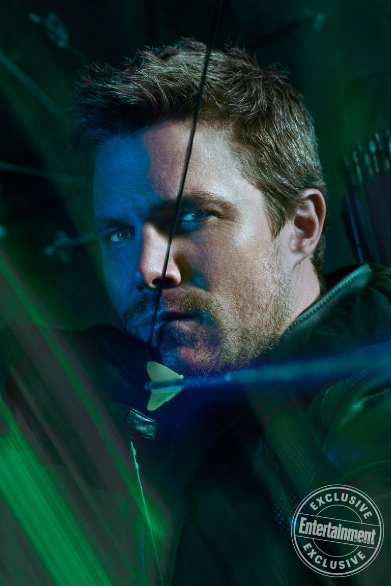 See Exclusive Portraits Of The Arrowverse Stars From Ew S Cover