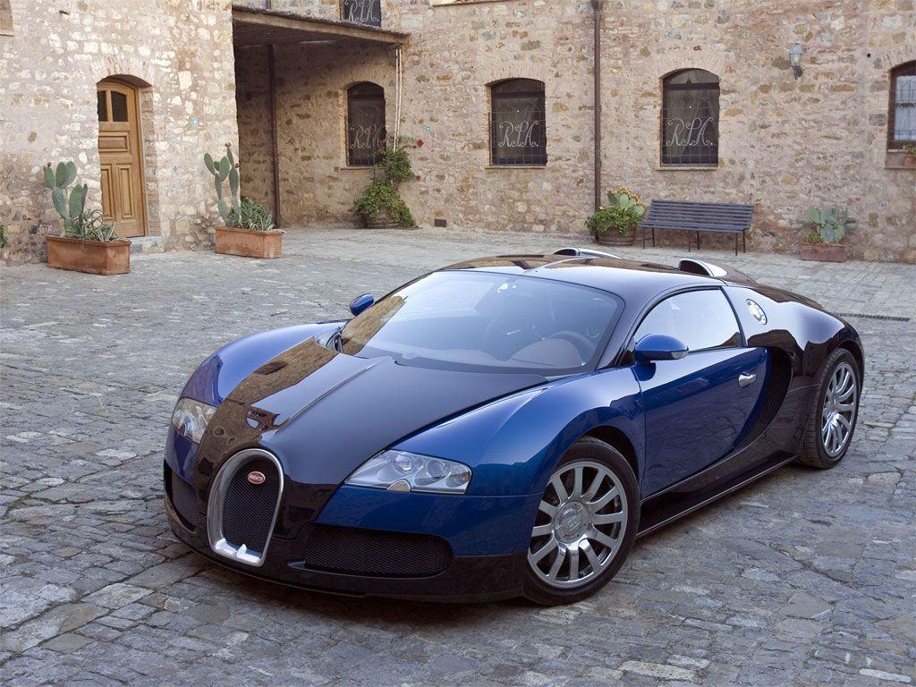 2006 Bugatti Veyron - Pictures