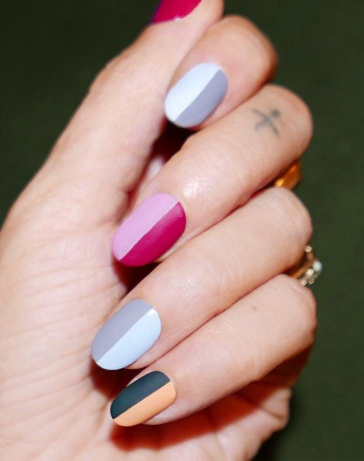Matte Nails: The Manicure That Works on Literally Everyone | Cute ...