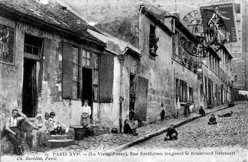Rue Beethoven
