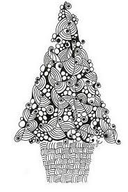 Free Printable Difficult Grown Up Coloring Pages Christmas Beautiful Drawings Adult Drawing