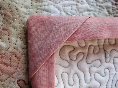 Afwerken Van Een Quilt.Wietske Kluck Contemporary Quilts Afwerken Quilts