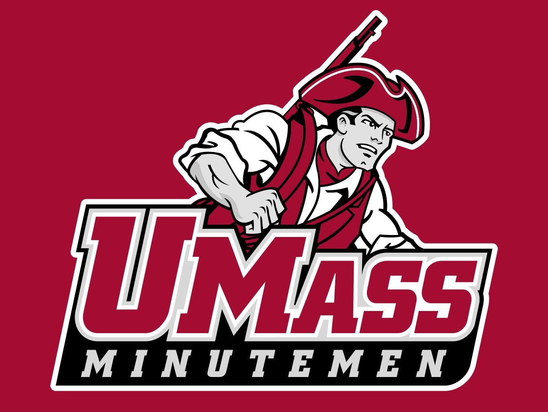 Massachusetts Minutemen Sports Logo University Of Massachusetts Embroidery Logo