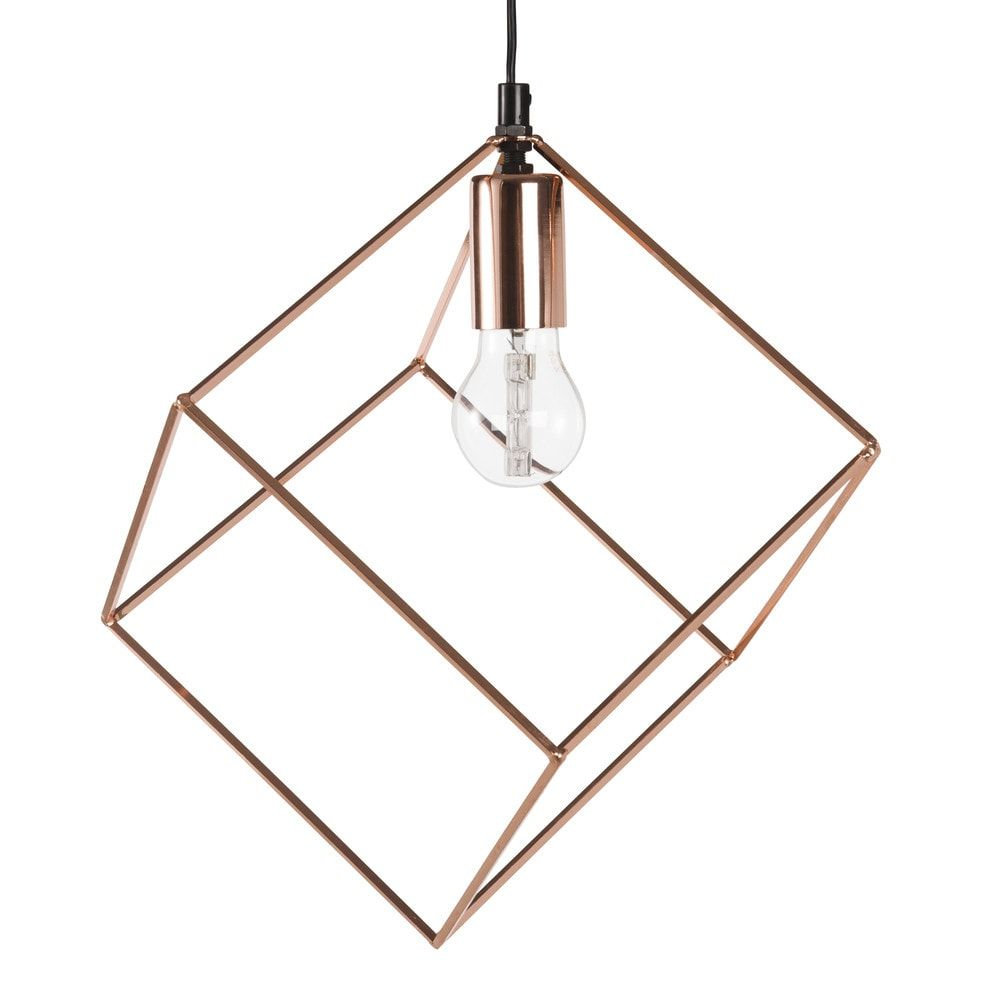 Suspensions | Baby | Ceiling lights, Pendant lamp, Copper metal