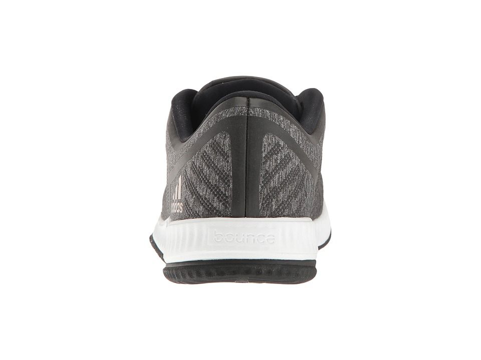 8256d84e27afa adidas Athletics Bounce Women s Cross Training Shoes Utility Black Vapour  Grey Metallic Core Black