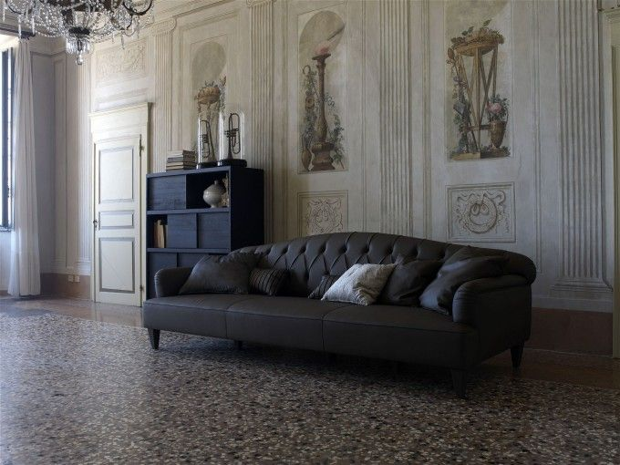 Ciacci Mobili ~ Ciacci william upholstered chesterfield sofa william is part of
