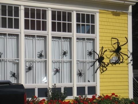IDEAS  INSPIRATIONS Spider Halloween Decorations - Halloween - large halloween decorations