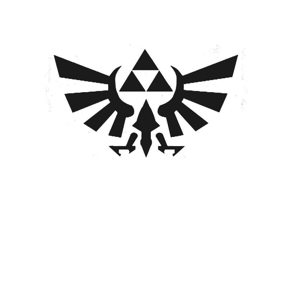 Zelda Triforce Tattoo | Tattoos & ideas | Pinterest | Tattoo ...