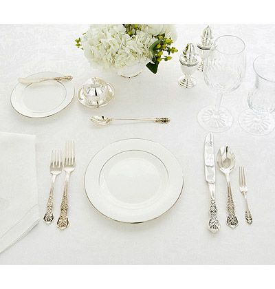Setting your Table for the Holidays   Formal dinner, Formal and ...