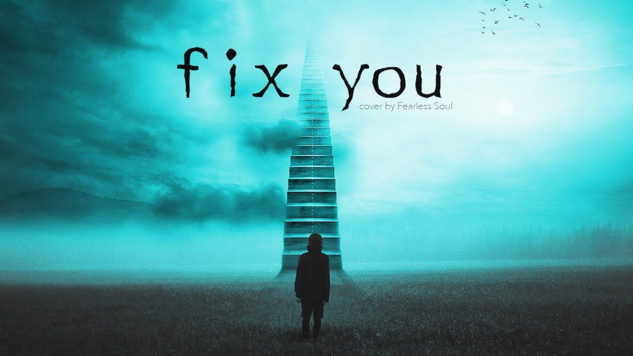 Try Not To Cry When You Listen To This Cover Of Fix You By Coldplay Fix You Coldplay Coldplay Fix You