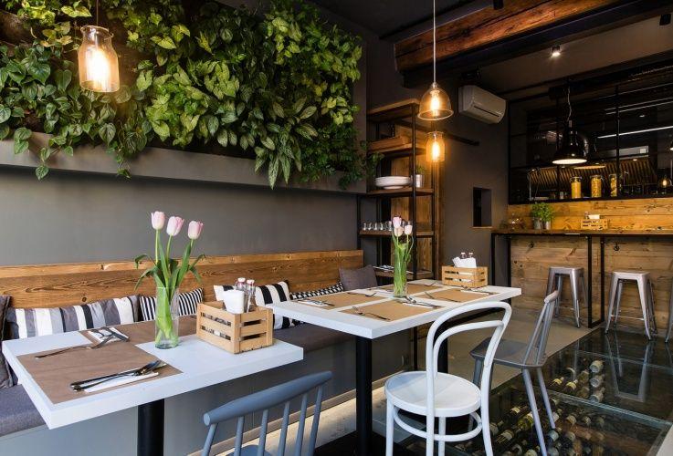 Najciekawsze Wnetrza Polskich Restauracji Restaurant Interior Restaurant Design Shop Interiors