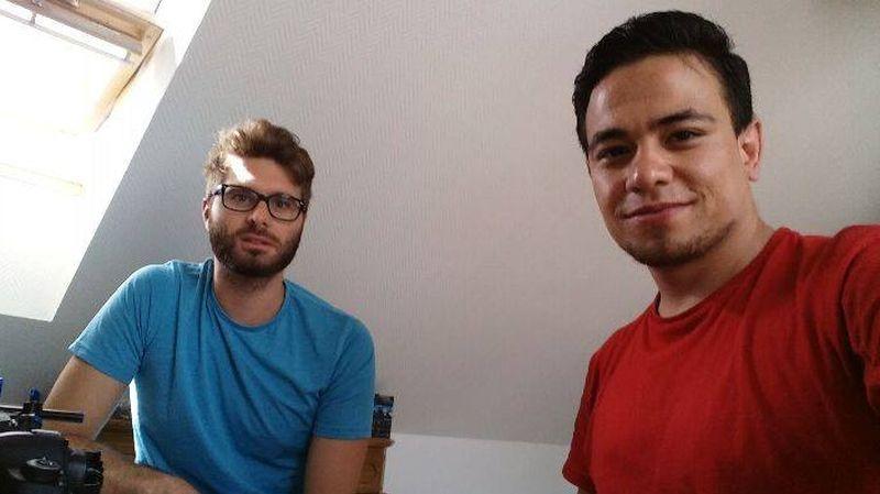 Javier Sobremazas und Rahmat HaidariWeiterlesen!