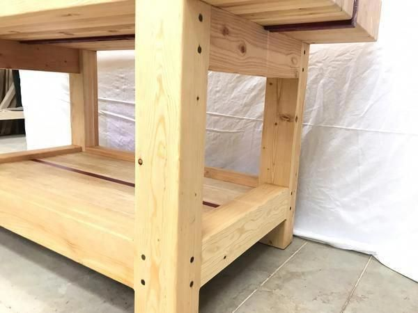 Split Top Roubo Woodworking Bench King S Fine Woodworking Inc