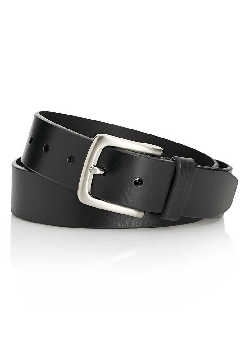 La ceinture de cuir Joe ae298c75838