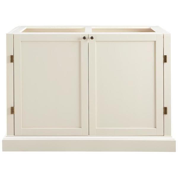 Home Decorators Collection Prescott Polar White Modular 6 ...