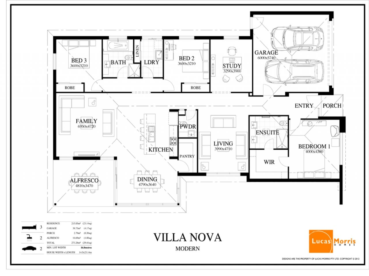 One Story Floor Plan Single Storey House Plans Luxury House Plans House Plans One Story