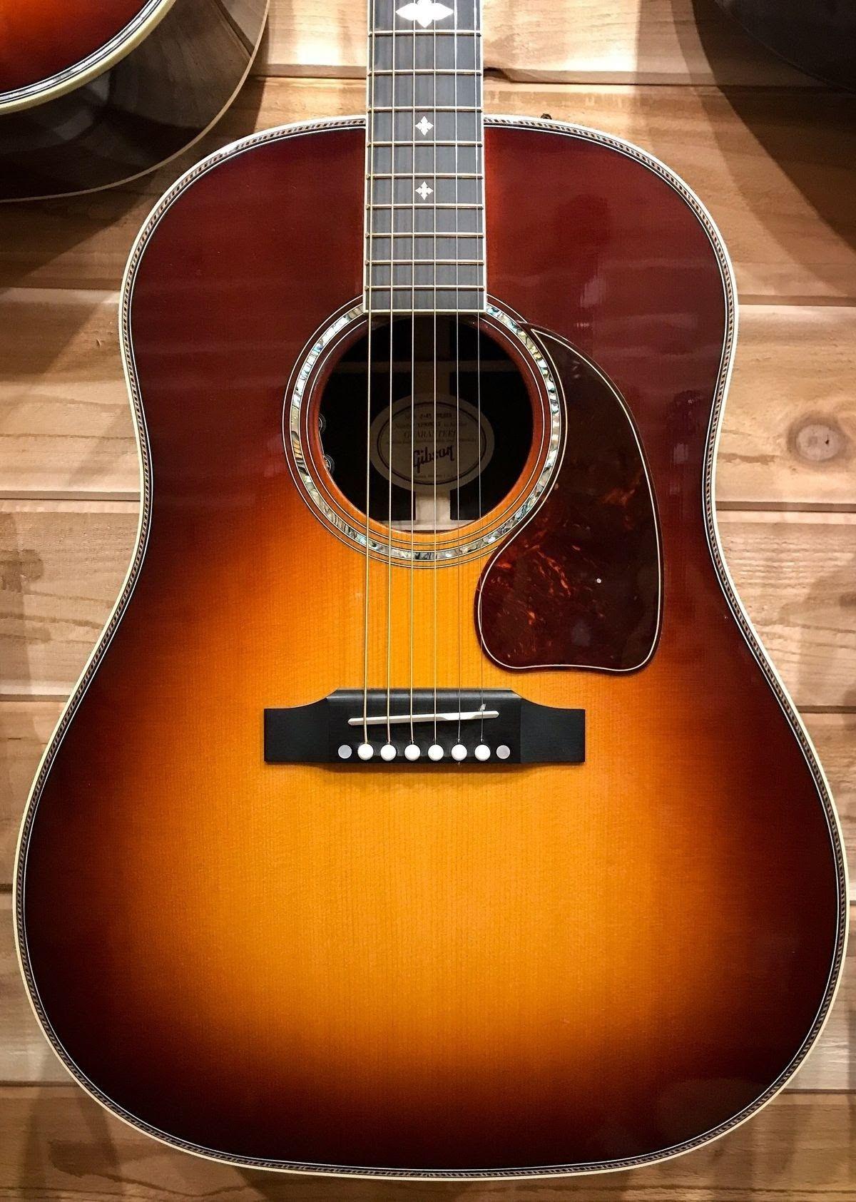 Gibson J 45 Custom Rosewood Semi Acoustic Guitar Guitar Electric Guitar Design