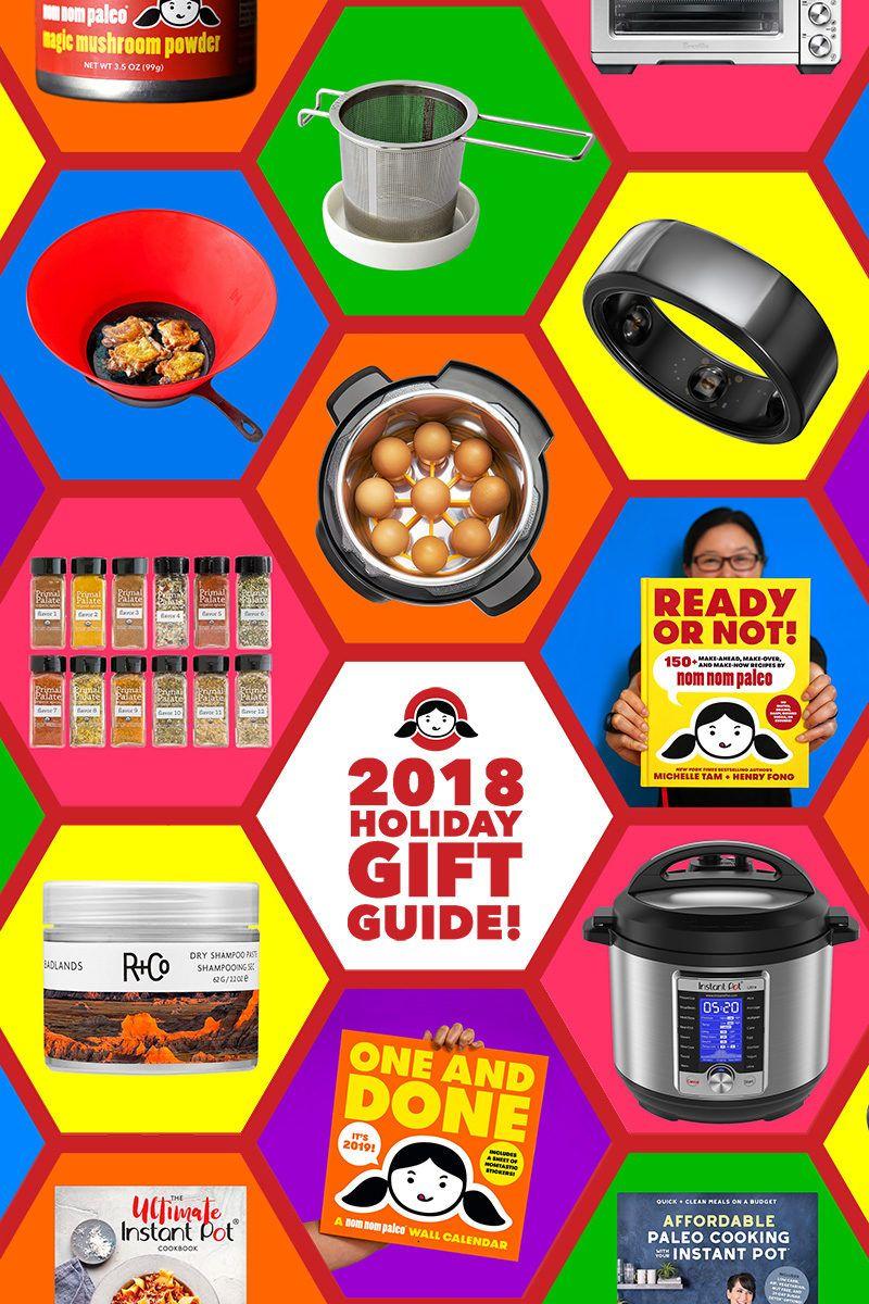 Holiday Gift Guide 2018 – Nom Nom Paleo | Nom nom paleo, Paleo