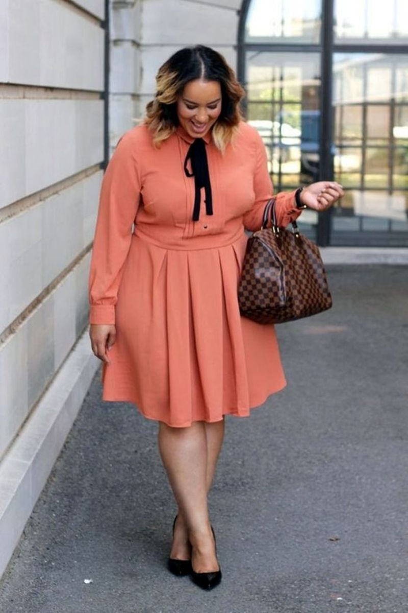 50 Women S Work Outfits For Plus Size Ideas Plus Size Summer Fashion Size Fashion Plus Size Fashion [ 1200 x 800 Pixel ]