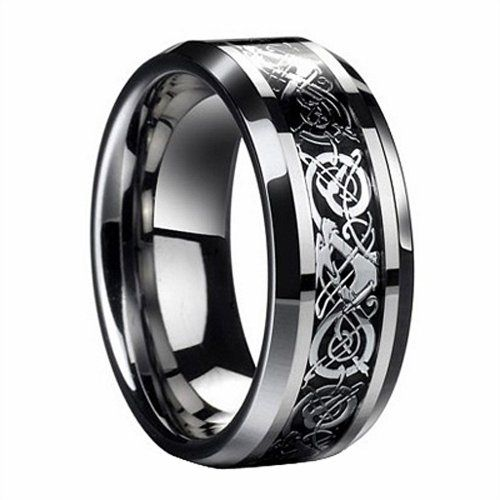 Love The Detail Rings Mens Wedding Bands Tungsten Carbide Wedding Bands Tungsten Mens Rings