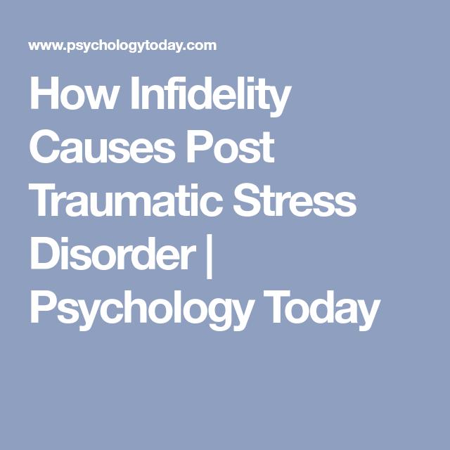 Infidelity causes