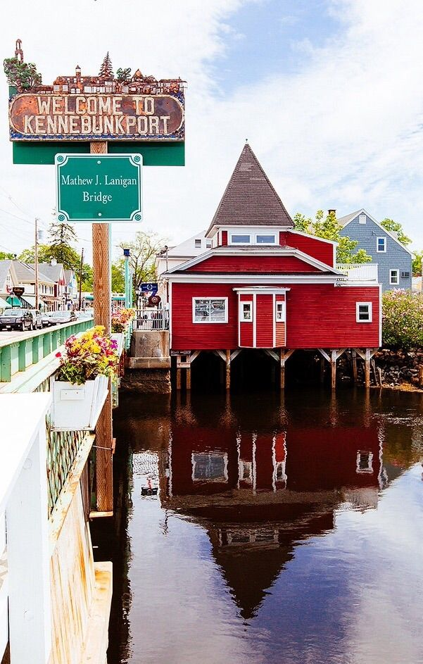Kennebunkport Maine Kennebunkport Maine Vacation And