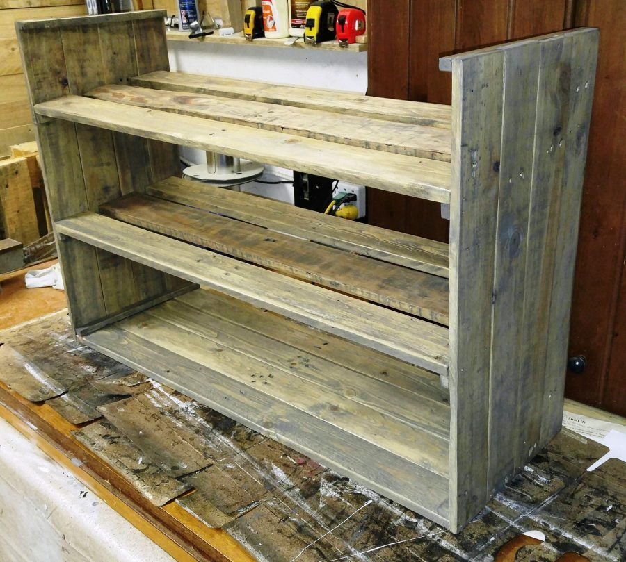diy pallet shoe rack. Wood Pallet Shoe Rack Diy