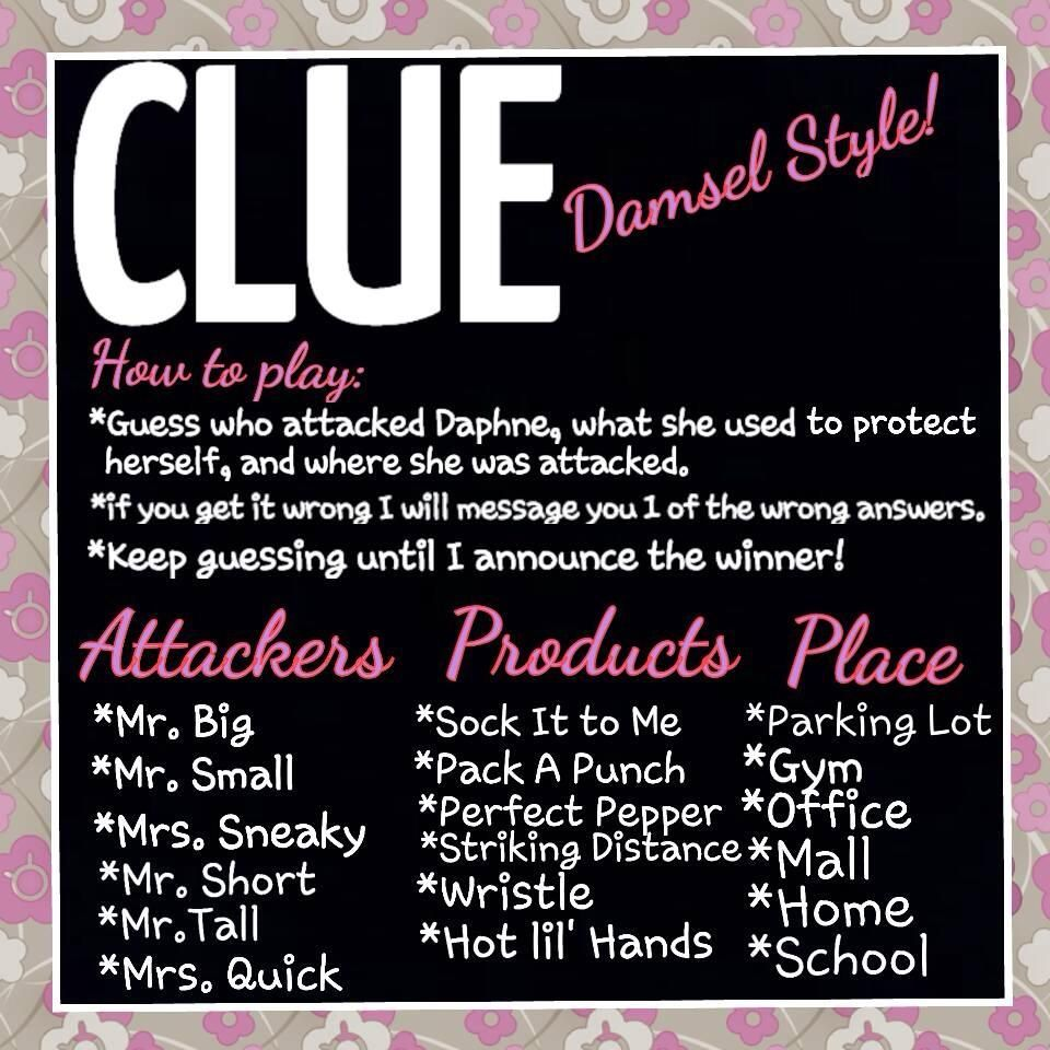 ds clue game