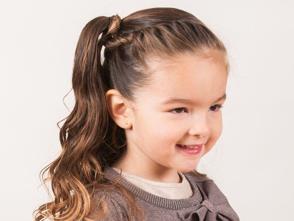 peinado de fiesta para tu nia paso a paso babycenter