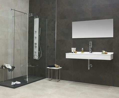 Marbore Extra Large Bath Tile From Keraben