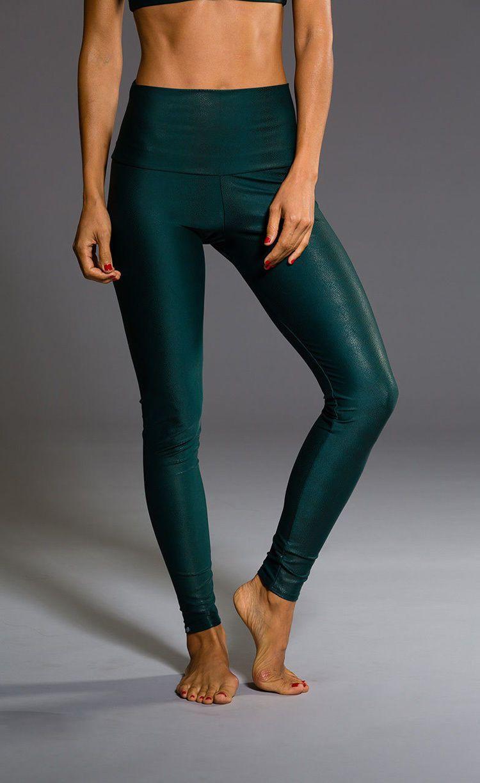 721876584ec7 Onzie Hot Yoga High waisted Legging 228 Green Venom https://uxshops.com