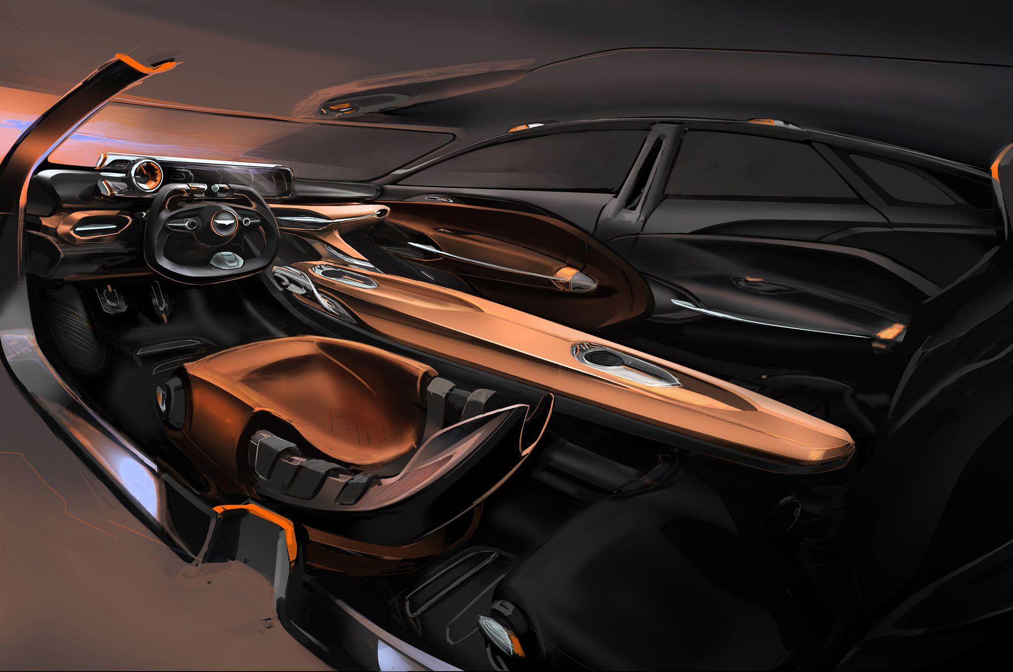Pin by sam shen on sketch car interior sketch interior