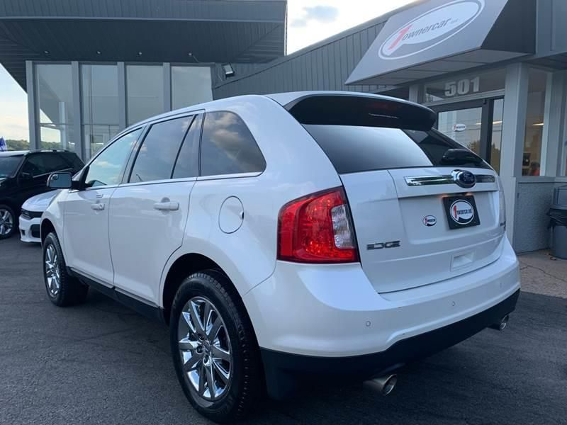 2014 Ford Edge Limited AWD 4dr Crossover Ford edge, Ford