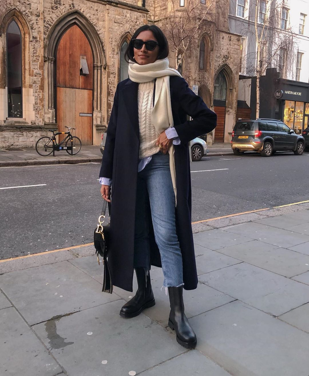 Style Blogger Cocoa Beautea Reveals How To Keep Minimal Style Interesting