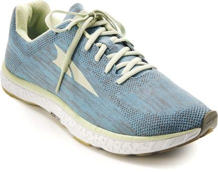 Altra Women's Escalante Road-Running Shoes Gray/Blue 11 | Road running,  Running shoes and Products
