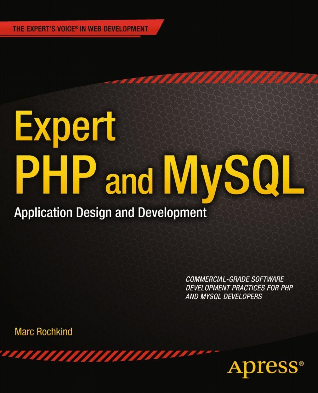 Expert Php And Mysql Ebook