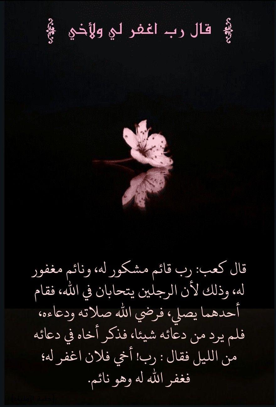 قرآن كريم آية قال رب اغفر لي ولأخي Positive Quotes Quotes Positivity