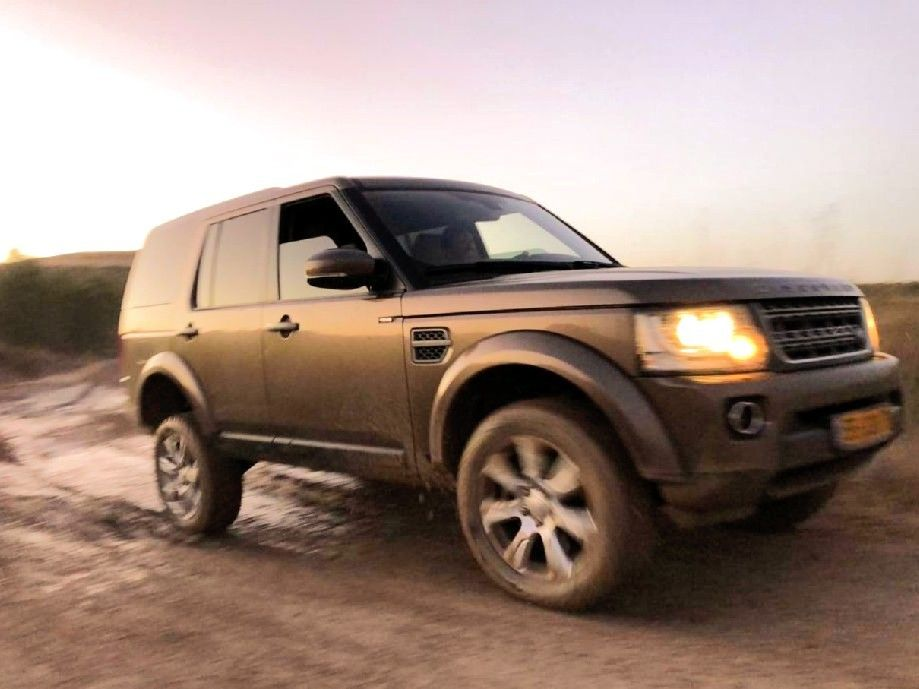 Land Rover Discovery 4 Tdv6 GS | Cool Land Rovers | Rover