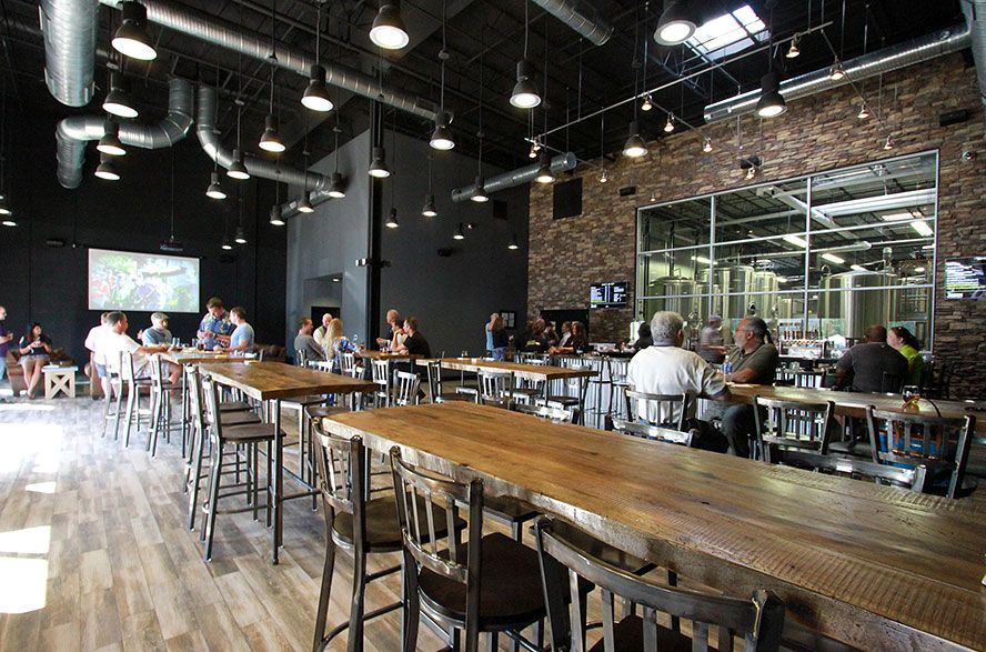 Designing Howard County S First Microbrewery Arium Ae