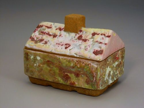 Suburban House Box  by Joanna Pike