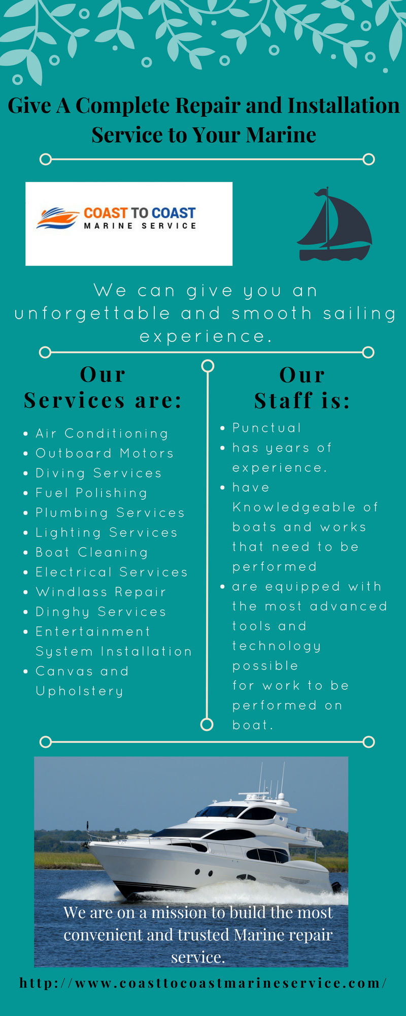 We All Love Sailing And We Need To Clean And Maintain Our Boats To