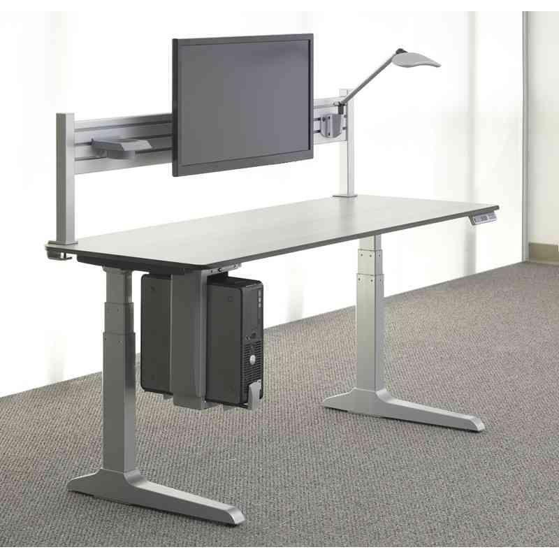 diy adjustable desk kit