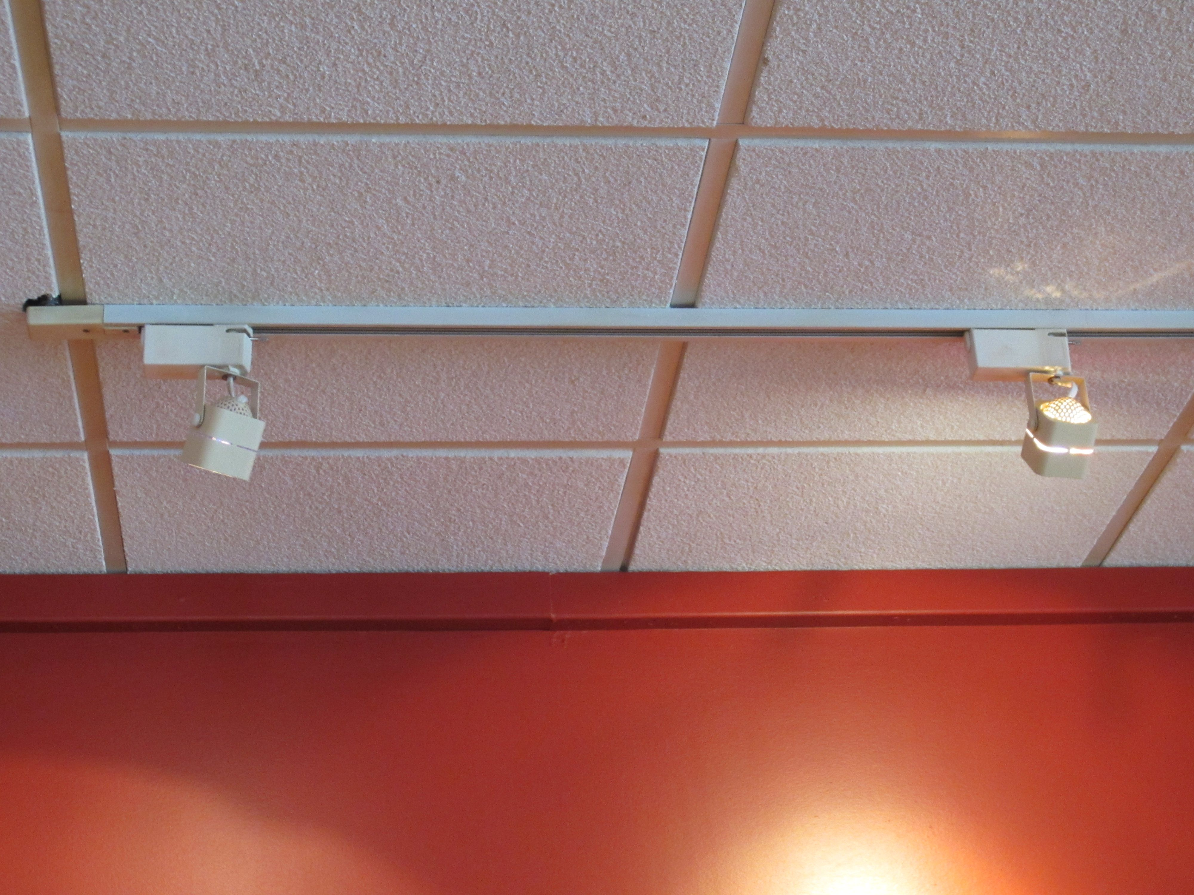 Can You Install Track Lighting In A Drop Ceiling Google