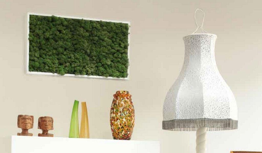 Pronto Kakel® kan erbjuda Mosstile® som dekoration i ditt hem